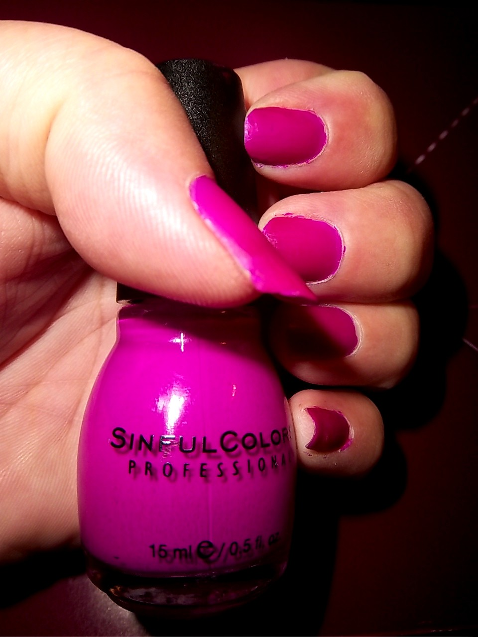 Sinful Colors Nail Polish Dream On