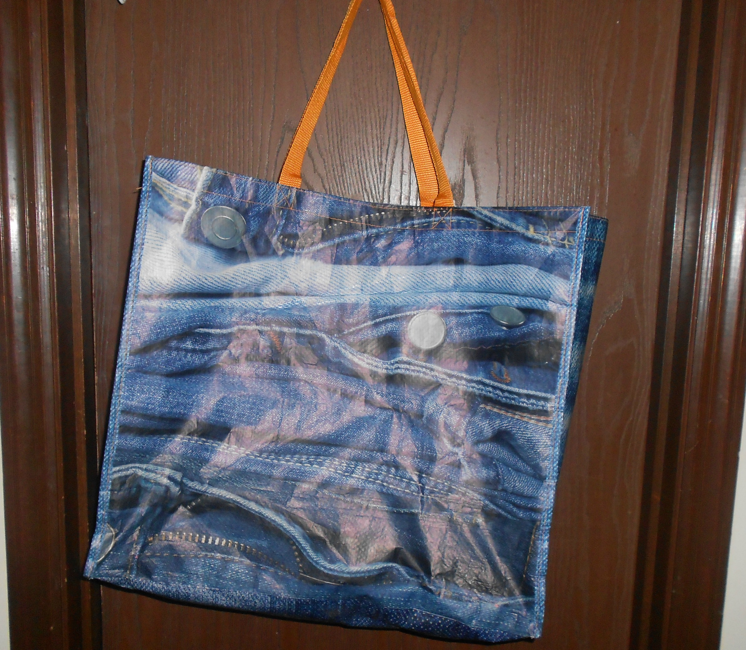 Burlington Coat Factory Large Reusable Shopping Bag | KMOM14 ...