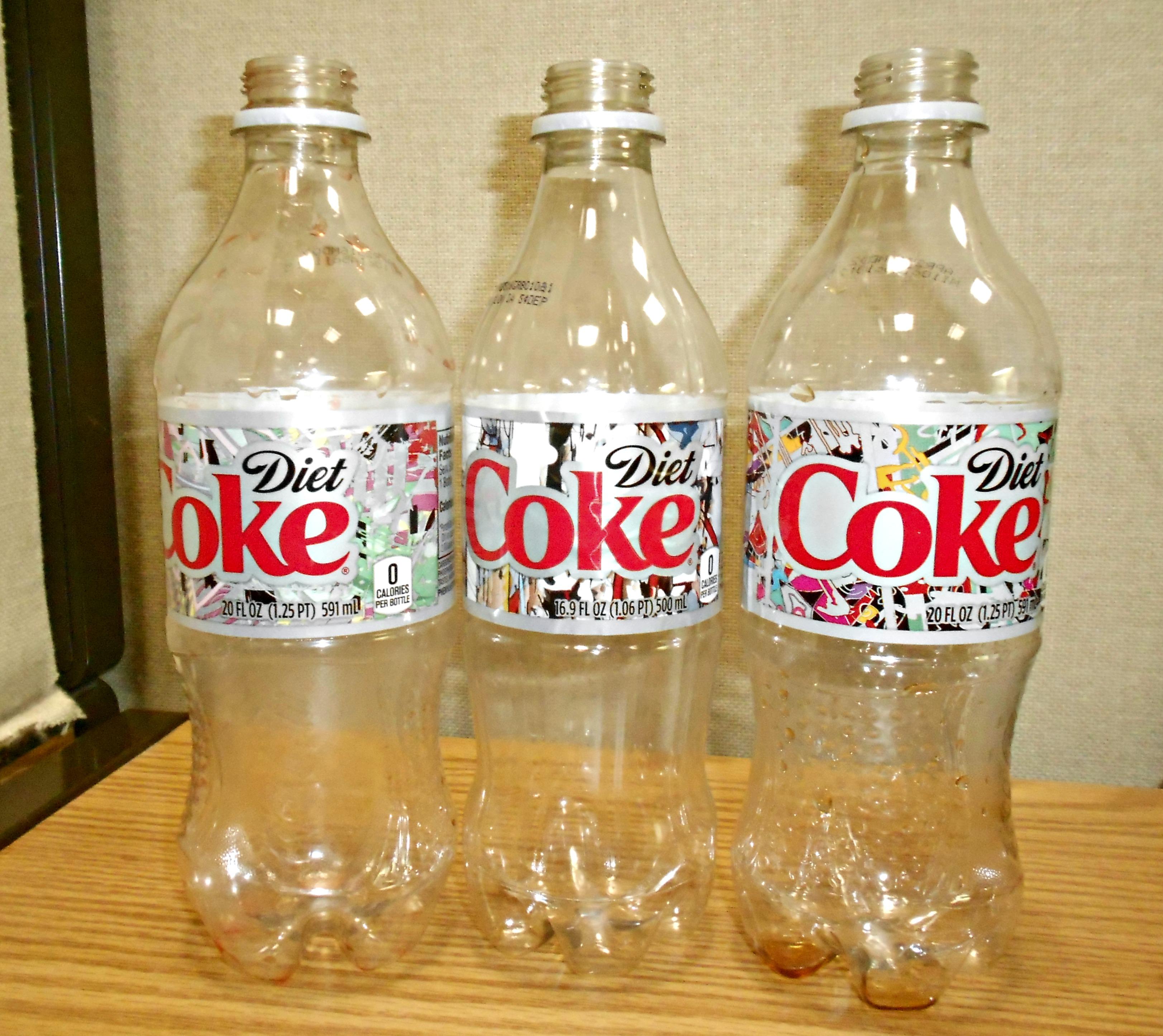 1 diet coke 2